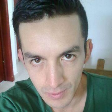 Andrés Murcia, 30, Chiquinquira, Colombia