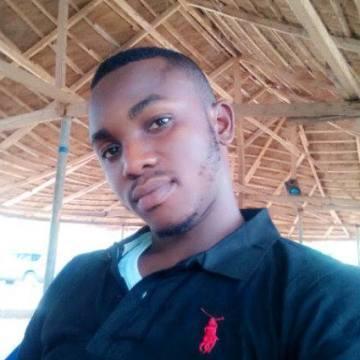 Miles Hakus, 28, Lagos, Nigeria