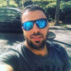 Ahmed Elgendy, 30, Athens, Greece