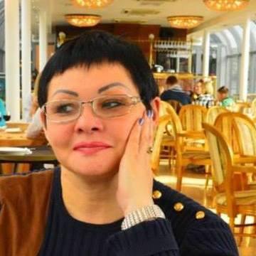 OLGA NOSIK, 51, Moscow, Russia