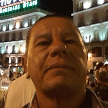 Charlie Bucanero, 44, Madrid, Spain