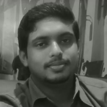 Abraham Tharakan, 28, London, United Kingdom