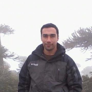 CARLOS TOLEDO, 35, Concepcion, Chile