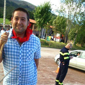Roberto Gutierrrez Pérez , 29, Santander, Spain