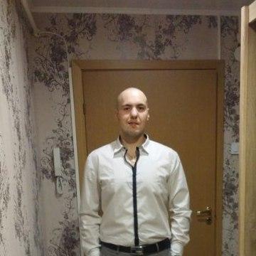 Igor Kozlov, 27, Kohtla-Yarve, Estonia