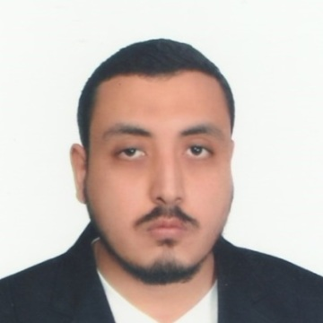 Maher Shaer, 31, Istanbul, Turkey