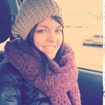 Anastasia, 25, Moscow, Russia