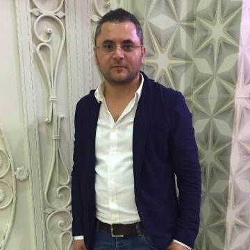 Irfan Alinaçık, 36, Bursa, Turkey