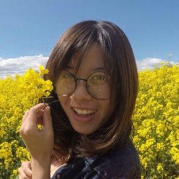 Chan Mei Yan, 24, Wolverhampton, United Kingdom