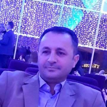 Erkan Aksoy, 45, Antalya, Turkey