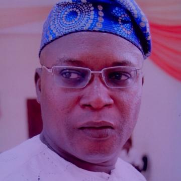 Dayo Star, 46, Lagos, Nigeria