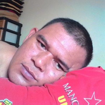 Ichal Jr., 39, Jakarta, Indonesia