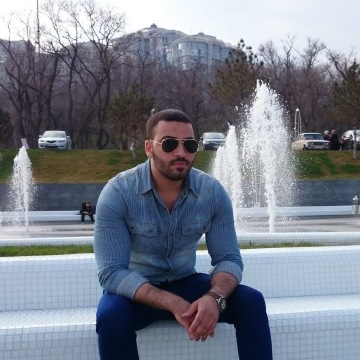 Mohammed Al Zawbai, 27, Odessa, Ukraine