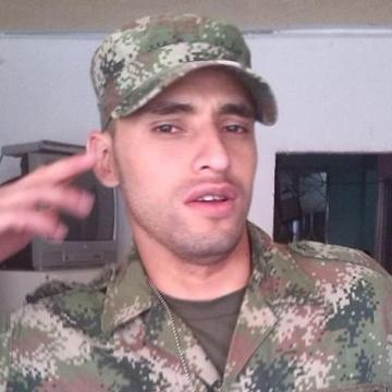 Yonatan Carmona Higuita, 25, Bogota, Colombia