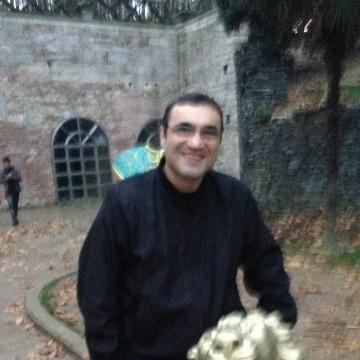 Fernando, 33, Istanbul, Turkey