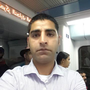 ahmed, 31, Dubai, United Arab Emirates
