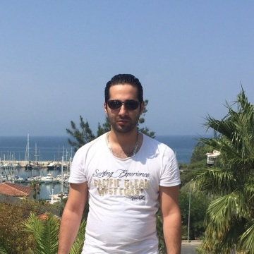 Umur, 29, Istanbul, Turkey