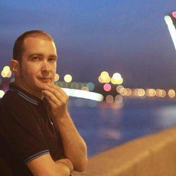 Josep Maria, 37, Barcelona, Spain