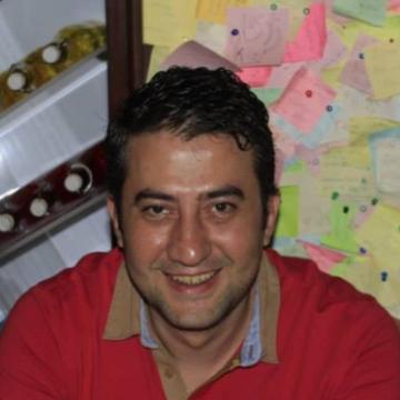 Feras Bazo, 41, Jeddah, Saudi Arabia