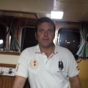 Antonio Prol, 37, Madrid, Spain