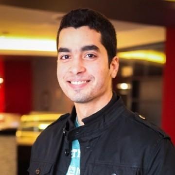Mohamed Adel, 26, Cairo, Egypt