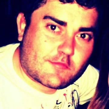 Fran Molina Garcia, 33, Sevilla, Spain