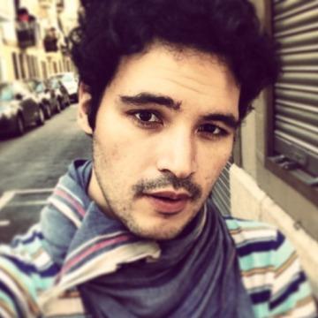 Morris Gabo, 35, Barcelona, Spain