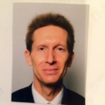 Arnaud Gottgens, 46, Paris, France