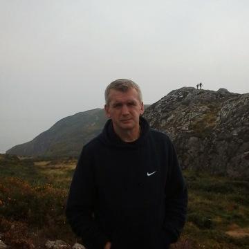 Gintautas, 45, Dublin, Ireland