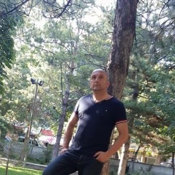 Mehmet Akbay, 41, Ankara, Turkey