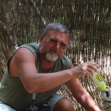 Mihail Kovalchuk, 65, Benidorm, Spain