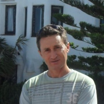 Brain Walters, 53, Miami, United States