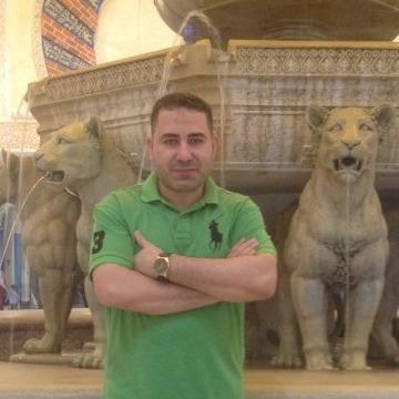 Raed, 36, Dubai, United Arab Emirates