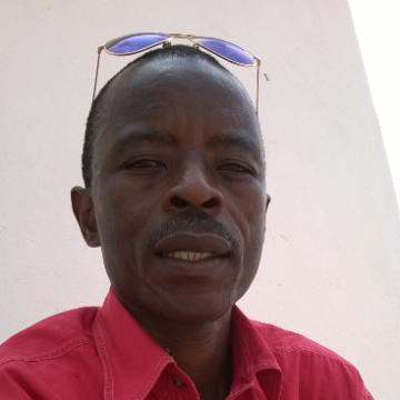 Milton Jones, 43, Casablanca, Morocco