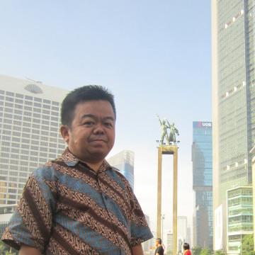 Hamdan Ismail, 48, Banjarmasin, Indonesia