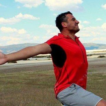 Mehmet Adman, 38, Marmaris, Turkey