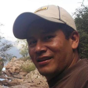 Cesar Ivan Barrera, 36, Merida, Mexico