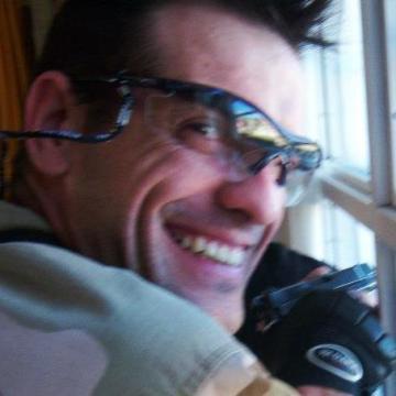 Cristian Gaudina, 37, San Luis, Argentina