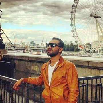 Ayman, 30, Jeddah, Saudi Arabia