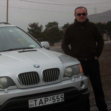 tamaz poladashvili, 49, Tbilisi, Georgia