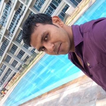Shinz Mathew, 28, Dubai, United Arab Emirates
