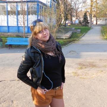 Александра Дикун, 23,
