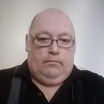 Roy Ridyard, 60, Falkirk, United Kingdom