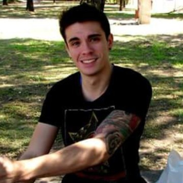 Jonathan Taverna, 30, Cordoba, Argentina