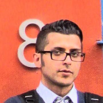 Hamed Zak, 32, Istanbul, Turkey