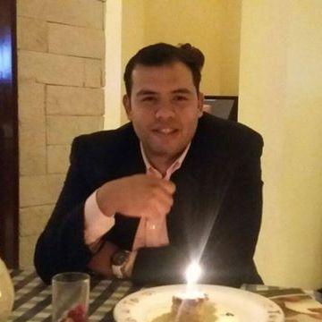 Daniel Calderon Romero, 28, Distrito Federal, Mexico
