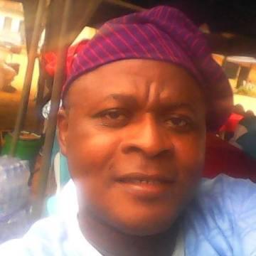 Joseph Akin-Ojo, 53, Lagos, Nigeria