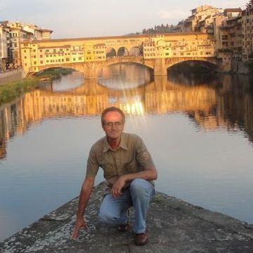 Tullio, 57, Florence, Italy