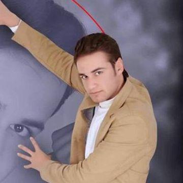 Mohamed Fadel, 25, Cairo, Egypt