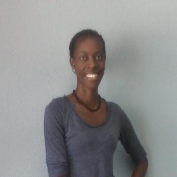 Asie Bhamjee, 33, Windhoek, Namibia